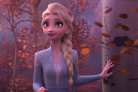 frozen 2 elsa is a icon why won
