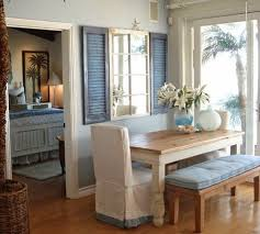 coastal decorating with shutters home