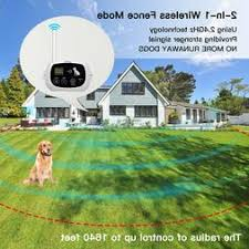 Nacrl Wireless Dog Fence Pet Containment System Up
