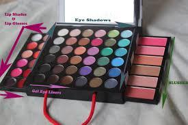 sephora makeup kit review 50 colours