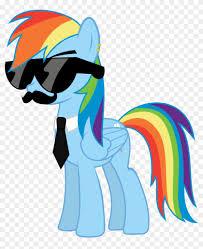 my little pony wallpaper rainbow dash