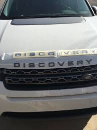 Black Discovery Car Decals For Sale In Costa Mesa Ca Offerup