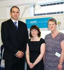 Martin Johnson opens the New Hope Against Cancer clinical trials centre |  Countryside La Vie Magazine