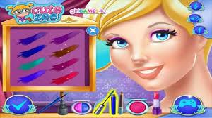 barbie makeup games unblocked
