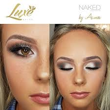 flawless makeup picture of luxe salon