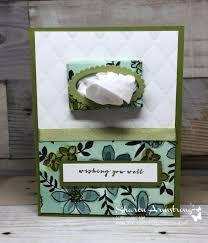 diy get well tissue box card tx