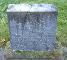 Adeline Barton Kelly (1821-1925) - Find A Grave Memorial