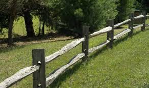 Split Rail Fencing Rustic Rails At Logsiding Com