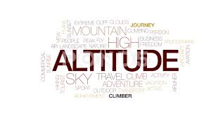 Image result for altitude word