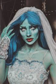 corpse bride makeup tutorial by jimena