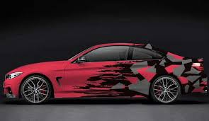 Graphics Red Black Grey Camouflage Vinyl Car Wrap Film With Air Free Vehicle Motors Body Sticker Wrapping Car Stickers Aliexpress
