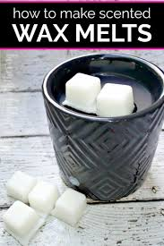 natural wax melts for wax warmers