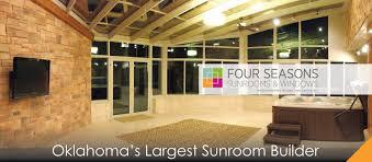 tulsa oklahoma four seasons sunrooms