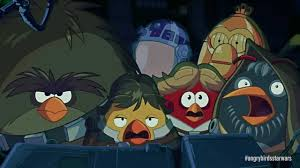 Angry Birds Star Wars® available now!