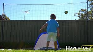 Ball Stop Barrier Netting Haverford Com Au Youtube