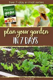 are you planning your spring garden