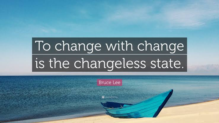 Image result for how to do a state change quotes