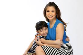Mommy Maricel   Why Lj Reyes' beauty is more than skin deep