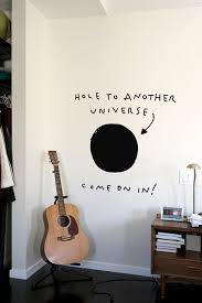 Hole To Another Universe Room My Room Room Decor