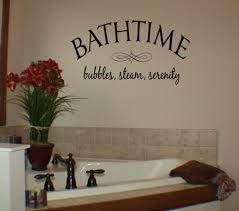 Bathtime Wall Decals Trading Phrases Vinyl Wall Words Bathroom Wall Decals Bathroom Decals