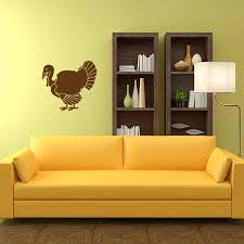 Turkey Wall Decal Thanskgiving Wall Decals Wall Decal World
