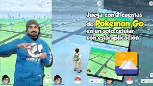 Juega con 2 cuentas de #pokemongo en un mismo celular - YouTube