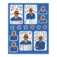 Farewell Obama Sticker And Decal Sheets Lookhuman Sticker Sheets Decal Sheets Stickers