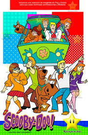 Kit Imprimible Scooby Doo Disena Tarjetas Cumples Y Mas 150