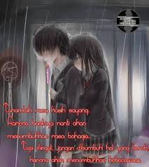kekecewaan yang dalam tumbuhan cinta anime quotes