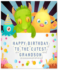 amazing birthday wishes for grandson by wishesquotes