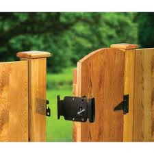 Fenix Flashlights Gate Latch Fence Gates Handle Latches Reversible Push Pull Open Activation 2 Way