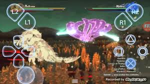 Download Game Naruto Ultimate Ninja Storm 4 Apk For Android - denever