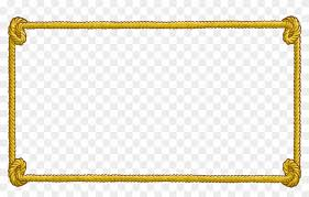 Rope Clipart Simple Color Border Barbed Wire Free Transparent Png Clipart Images Download