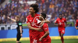 Hoffenheim vs FC Bayern 0-6 Highlights & Goals 29.02.2020