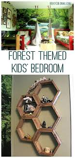 Milo And August S Forest Room Tour Sources And Elaborate Backstory Forest Room Forest Theme Bedrooms Kids Bedroom Boys