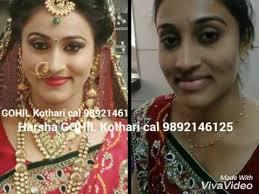 very dark skin bridal makeup with hd n