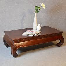 lounge table oriental asian