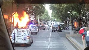 Killer dead after Melbourne CBD attack ...