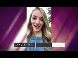 Abby Keller - Miss Charleston Southern University - YouTube
