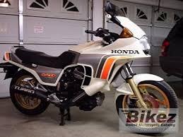 1982 honda cx 500 turbo specifications