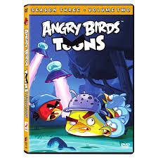 Angry Birds Toons Season 03 Volume 02 DVD Movies