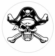 Sticker Decal Motorcycle Car Tuning Room Kids Befroom Pirates Pirate Skull R5 Auto Parts And Vehicles Car Truck Graphics Decals Shaolinsindia Com