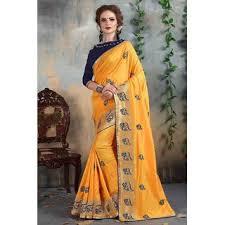 mastani designer shankh zoya silk saree