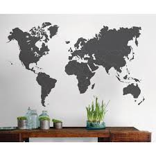 Peel Stick Horizontal Wall Decals Wall Decor The Home Depot