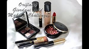 one brand makeup tutorial oriflame