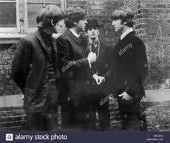 A HARD DAY'S NIGHT UK 1964 Richard Lester THE BEATLES: GEORGE HARRISON,  PAUL MCCARTNEY, RINGO STARR, JOHN LENNON in A… | The beatles, Richard lester,  Paul mccartney