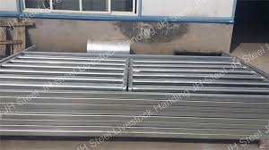 Metal Horse Fence Panel Cattle Yard Panels Cheap Sheep Panel For Sale Of Cattle Yard Panels