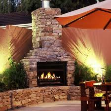 outdoor heating outdoor fireplaces