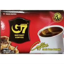 vn tn inst coffee g in box xg sachet