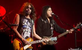 Gene Simmons and Ace Frehley | Live Reviews | Loud
